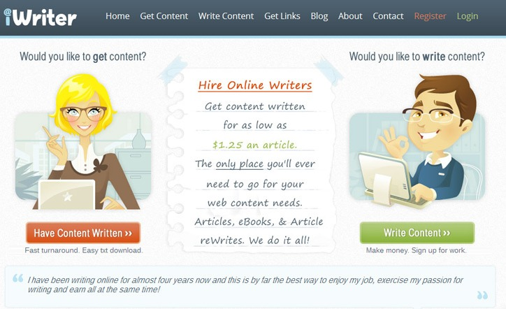 How to place an effective order on iWriter.com