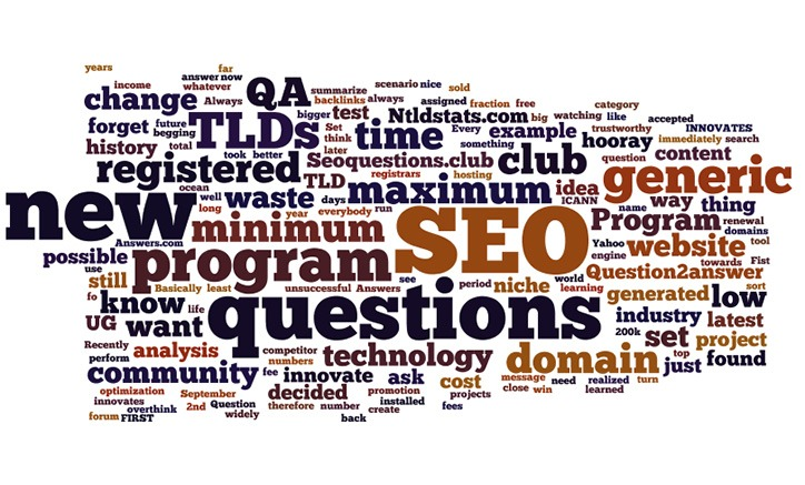 Do you have any SEO question?