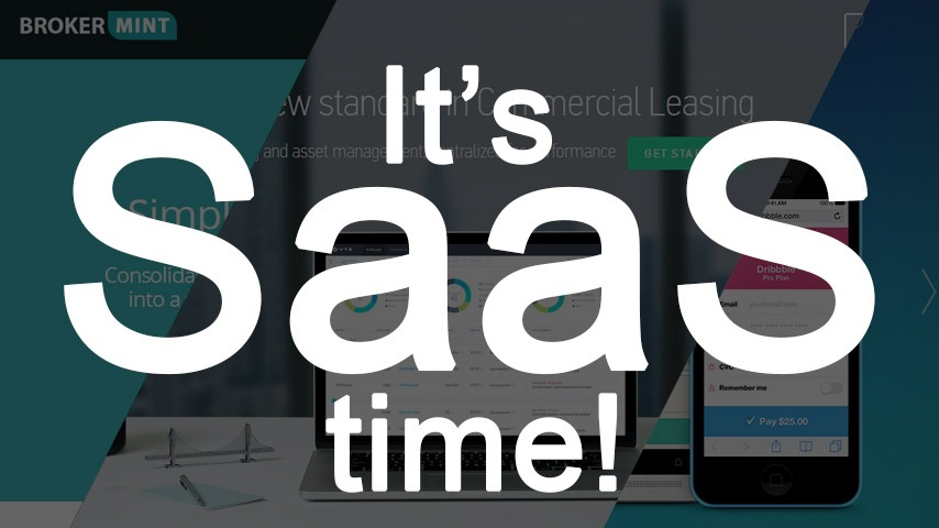It's SaaS (Software as a Service) time! 7 ultimate advantages + 5  Web App examples