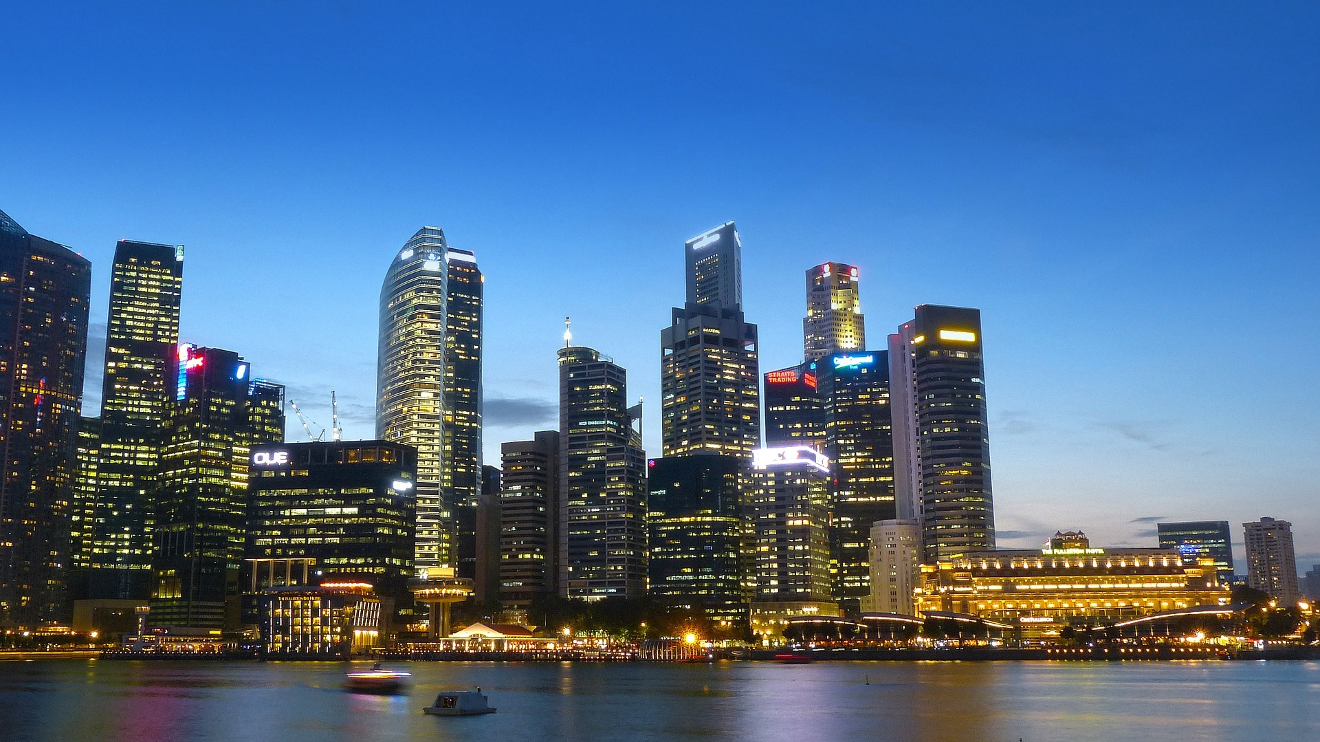 Do you plan start-up business trip to Southeast Asia? Begin with Singapore