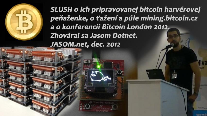 [E1] White Cylinder: Marek Palatinus (Slush) a Bitcoin